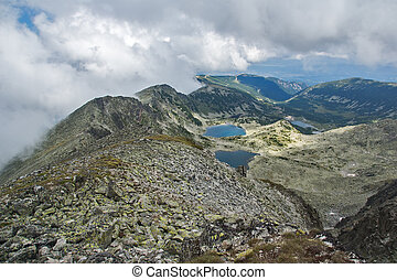 Rila Mountain, Musalenski Lakes, Bulgaria