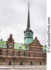 exchange),  borsen,  (the, 哥本哈根, 股票