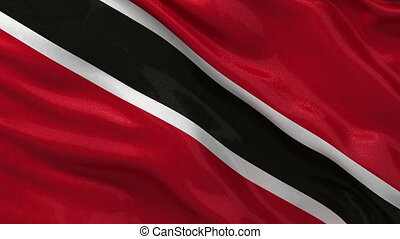 Flag of Trinidad and Tobago loop - Flag of Trinidad and...