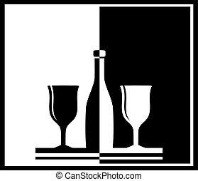 Risposte di alcolismo di rilascio