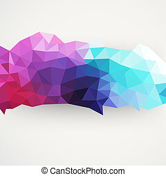 triangle pattern background, triangles background,...