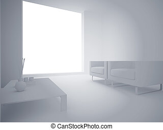 Interior set hundred four