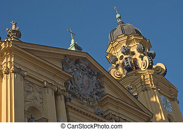 Theatine Church, Theatinerkirche - Theatine Church or...