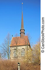 Goerlitz Holy Sepulchre church