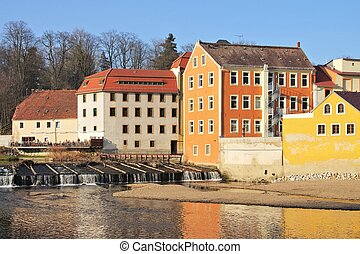 Goerlitz water mill