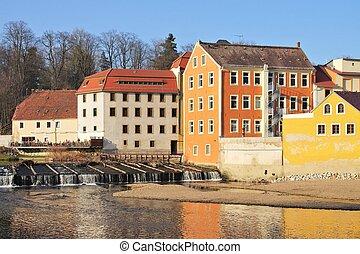 Goerlitz water mill
