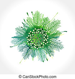Spring abstract background Vector, EPS 10 - Spring abstract...
