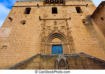 Javea Xabia Sant Bertomeu church Alicante Spain - Javea...