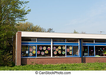Primary school - Exterior primary school