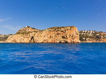 Javea Isla del Descubridor Xabia in Alicante - Javea Isla...