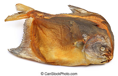 Dried pomfret fish Rup chada of Southeast Asia