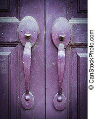 Knob - Old vintage knob