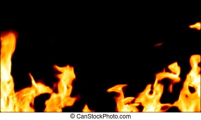 3 Fire animation 1 - High Definition 3d Animated Fire 4