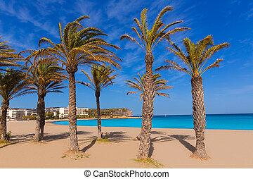 Javea Xabia playa del Arenal in Mediterranean Spain - Javea...