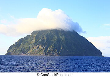 Iwo Island volcanic islands in Ogasawara Islands, Japan