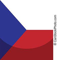 Czech Republic Flag