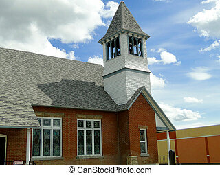 Church - This historic Presbyterian church features a...