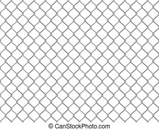 Wired fence pattern - Simple seamless wired fence pattern in...