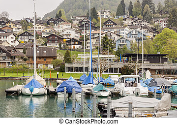 Spiez - Switzerland