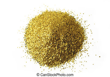 glitter background placer gold - lots of glitter alluvial...