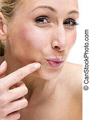 spot - pimple