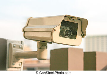 CCTV  security your property