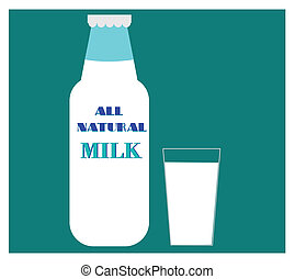 milk concept background
