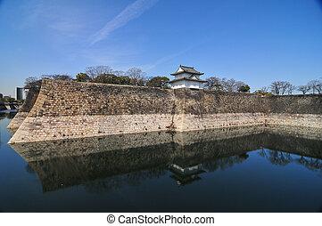 Osaka Castle - Osaka, Japan One of Japans most famous...