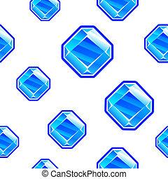 Square diamond background