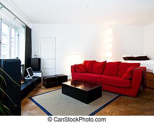 livingroom - interior of a livingroom
