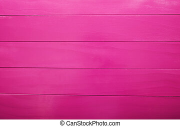 Magenta Colored Wooden Boards - Blank magenta colored wooden...