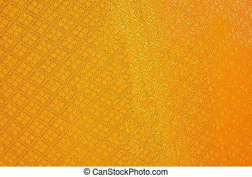 Gold fabric texture for background