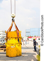 load test worker - This is experimental lifting hook. To...