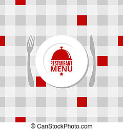restaurant menu design background 8 eps version