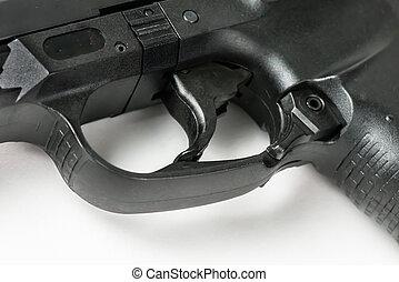 Handgun Trigger