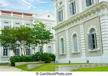 National Museum of Singapore - Near the National Museum of...