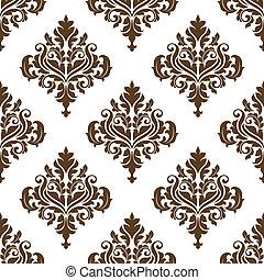 Beautiful retro seamless pattern