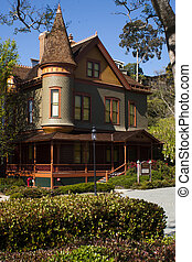 Historic victorian house - Historical Victorian house in San...