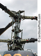 quot;Kamovquot; helicopter rotor head - Kamov helicopter...