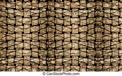 Palm tree bark texture background