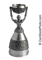 Wedding Silver Goblet