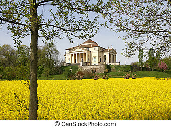 Magnificent palladian Villa called LA ROTONDA in...