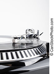Record player/Phonograph/Turntable - Details of a Record...