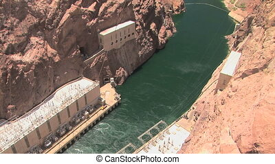 Colorado River and power generators