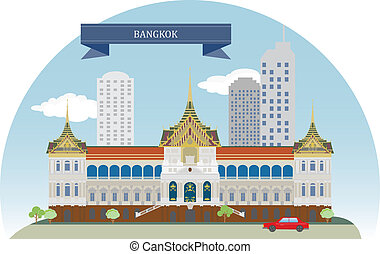Bangkok, Thailand. For you design