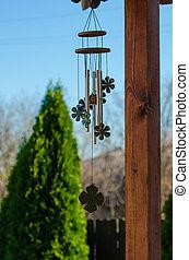viento, carillones