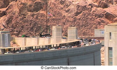 Hoover Dam, zoom out