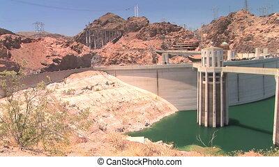 Hoover Dam, pan
