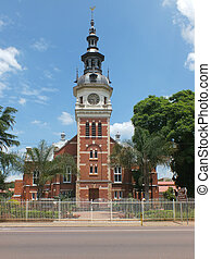 Kruger Dutch Reformed Church - The Reformed Church in...