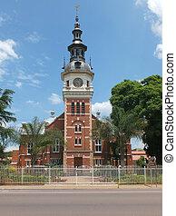 Kruger, holandês, Reformed, igreja